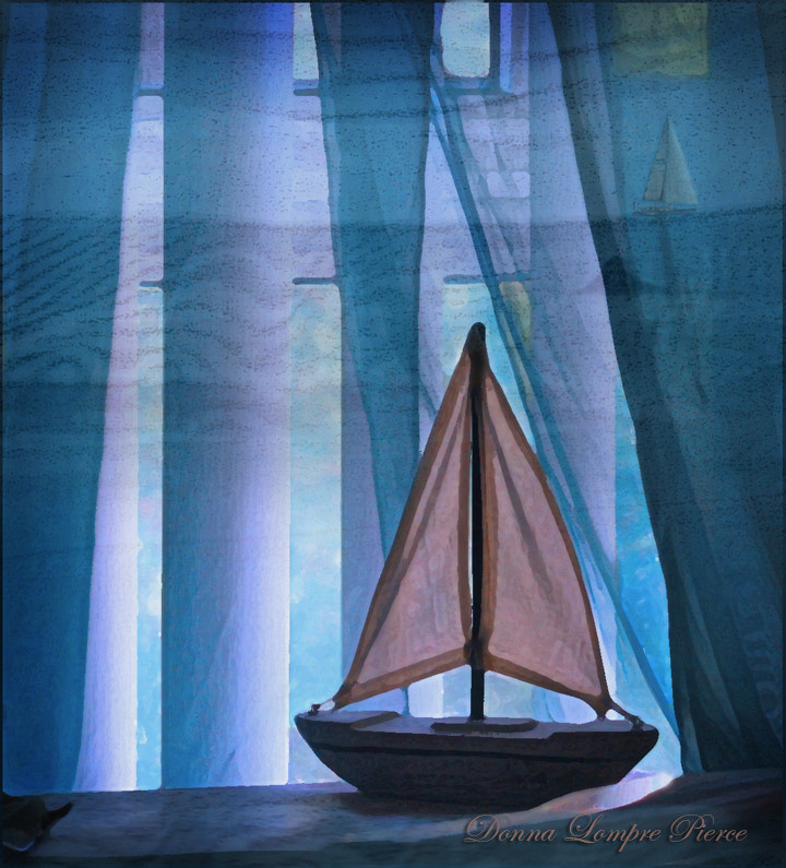 Photograph Sailing Dreams by Donna Lompre-Pierce on 500px