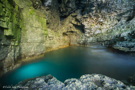 The Grotto by Natta Summerky on 500px