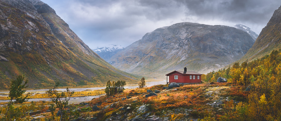 Color Conversion by Stian N on 500px.com