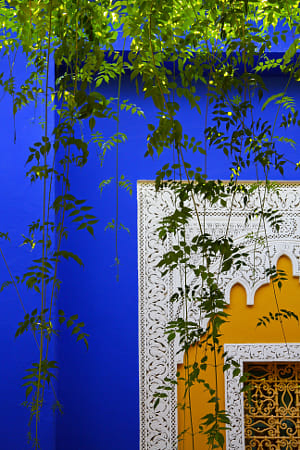 Villa Majorelle by Heather Balmain on 500px
