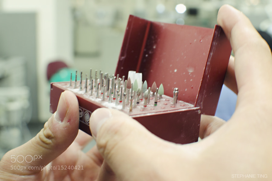 Dental School Bur Block