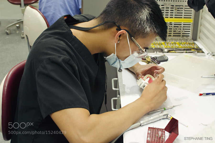 Dental School Sim Lab