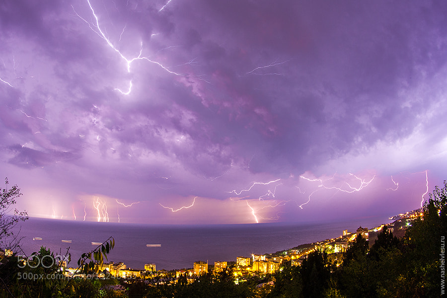 Photograph Thunder by Konstantin Ivanov on 500px