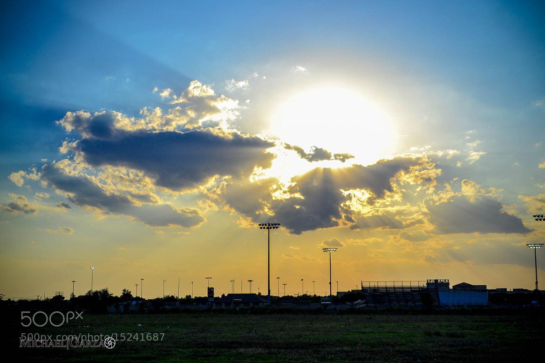 Photograph Sunset over San Juan by Ryan Garza on 500px