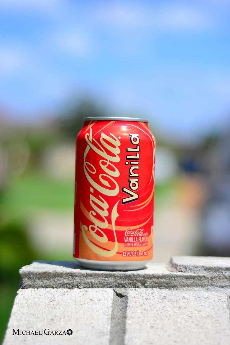 Photograph Coca-Cola Vanilla by Ryan Garza on 500px