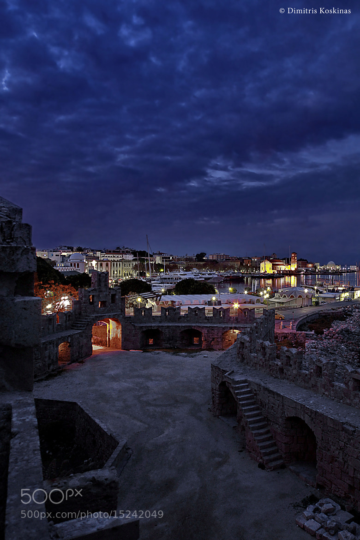 Photograph Rhodes Greece by Dimitris Koskinas on 500px