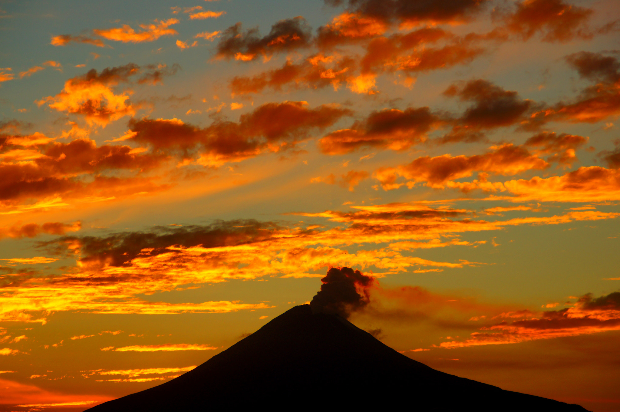 Photograph Volcano by Don Chachi on 500px