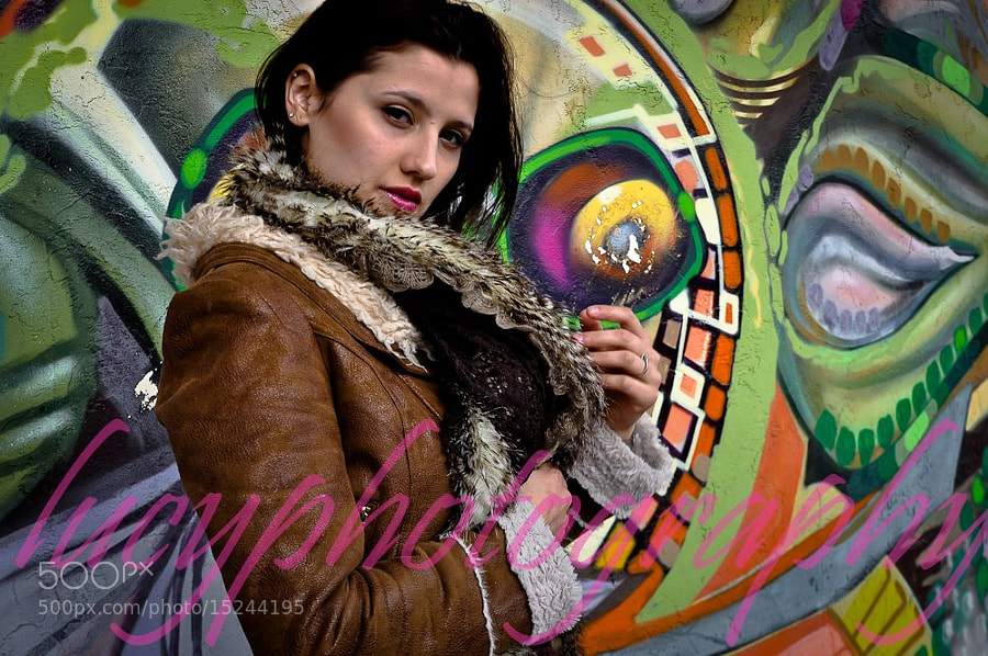 Photograph Graffiti Shoot by Liz Casillas on 500px