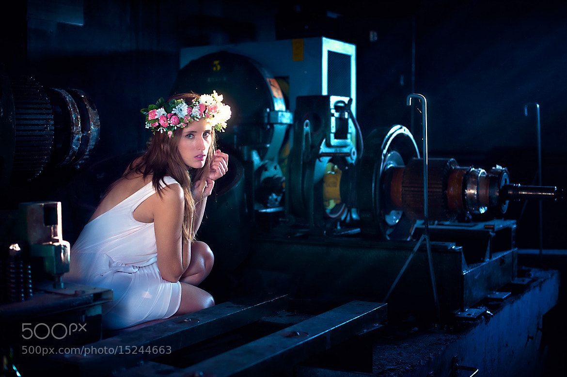 Photograph Salle des machines II by gregory massat on 500px