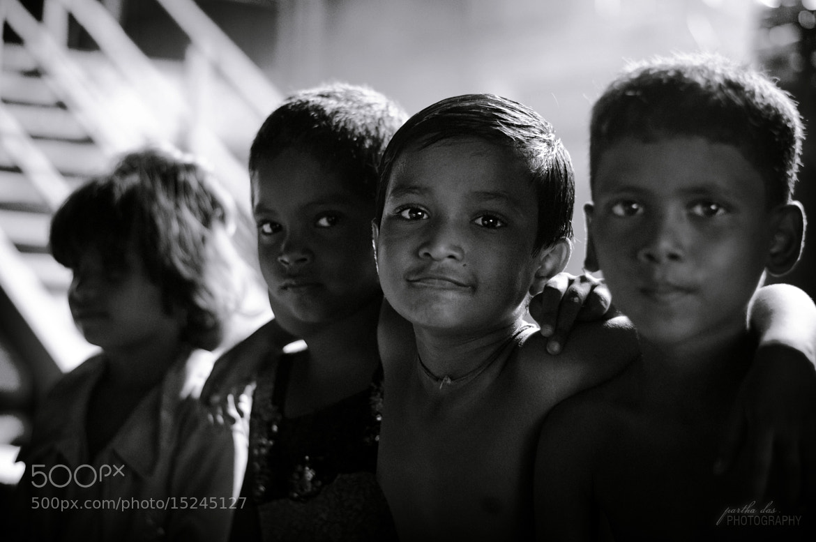 Photograph f r i e n d s by Partha Das on 500px