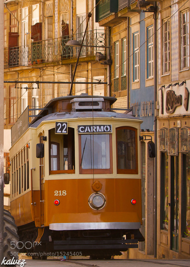 Photograph Trem by Carlos Alves on 500px