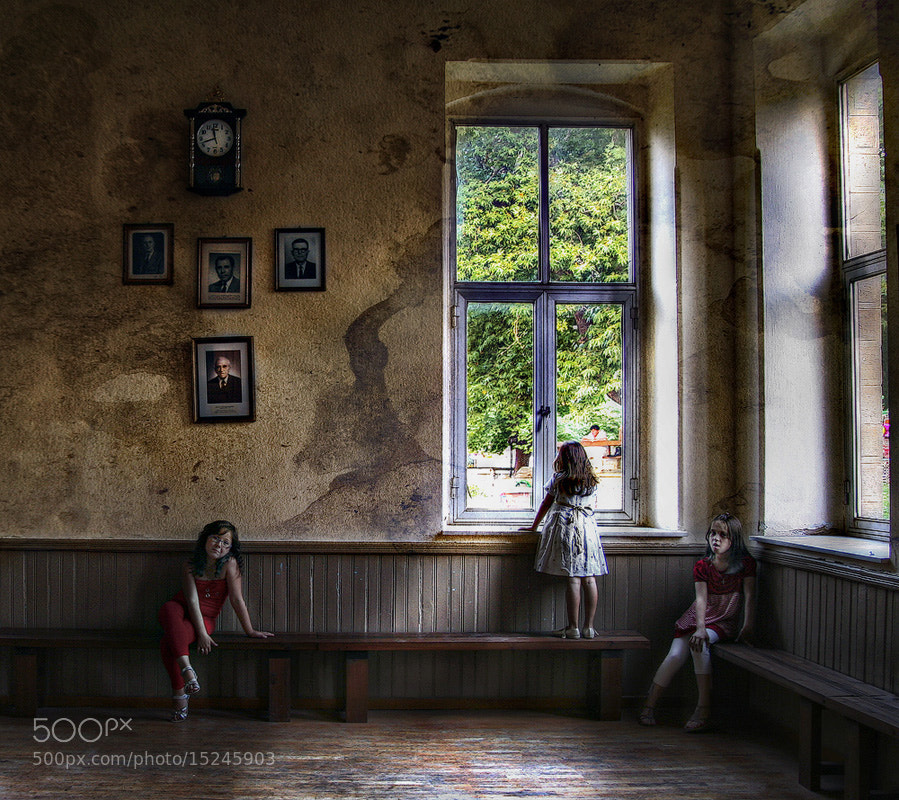 Photograph Old school by Christos Lamprianidis on 500px
