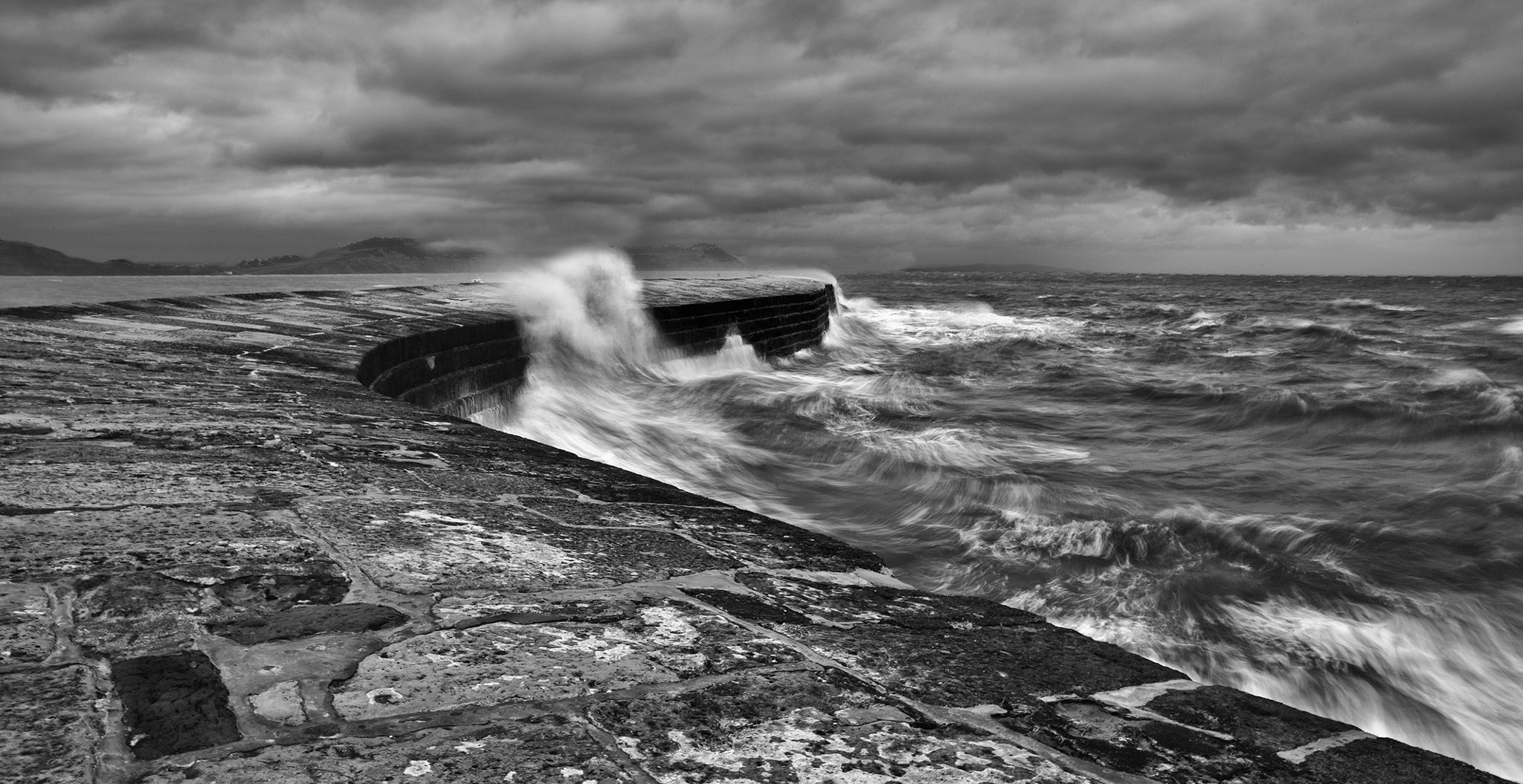 Photograph Lyme Regis - The Cobb by Antony Williams on 500px