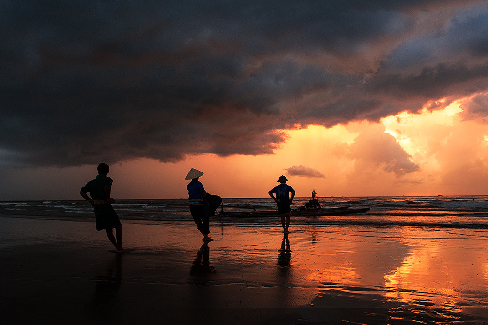 Photograph Before the dawn by Hai Thinh on 500px