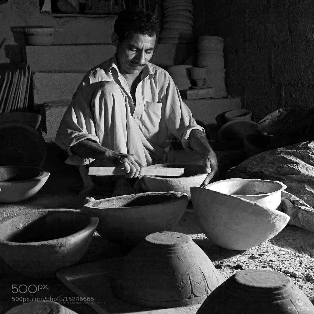 Photograph Shaping Clay by shyjith kannur on 500px