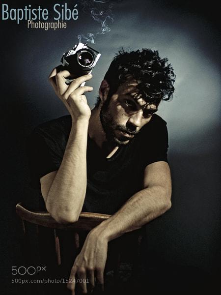 Photograph Self-shot by Baptiste Sibé on 500px