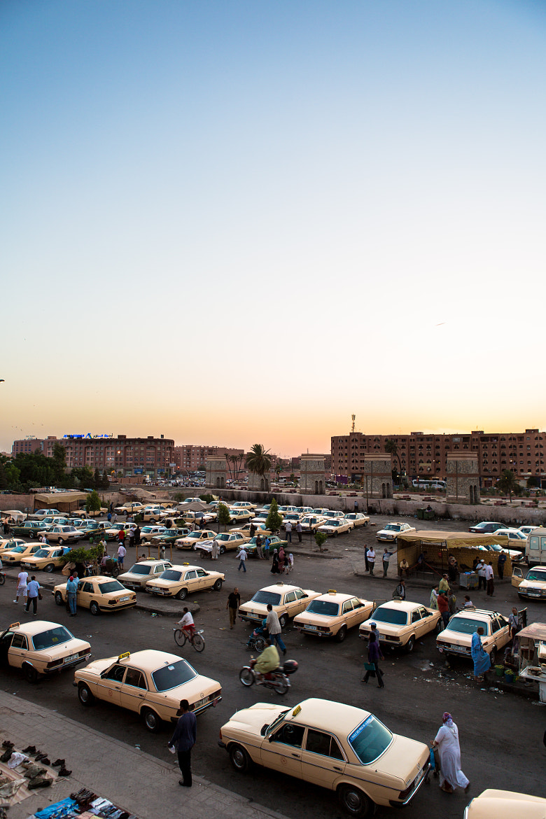 Photograph Taxi Rank by Tino Contino on 500px