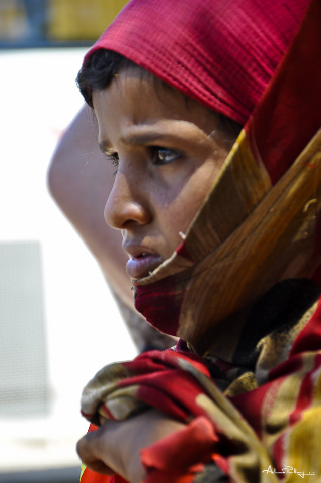 Photograph Egyptian girl by Alessio Pellegrini on 500px