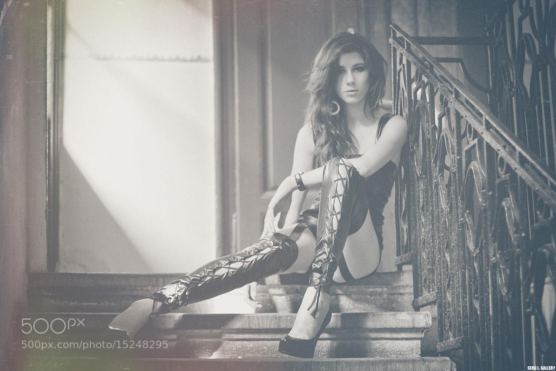 Photograph Christina Pustovar by Sergey Loshak on 500px