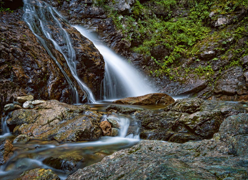 Photograph Cascade by Michel Latendresse on 500px