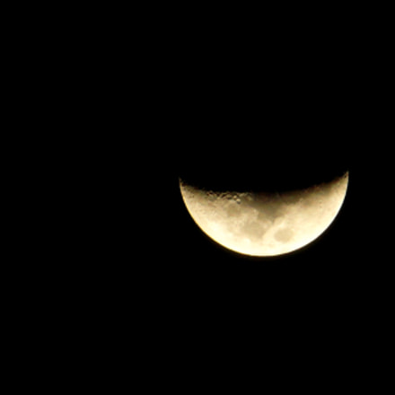 Craters, Sony DSLR-A450
