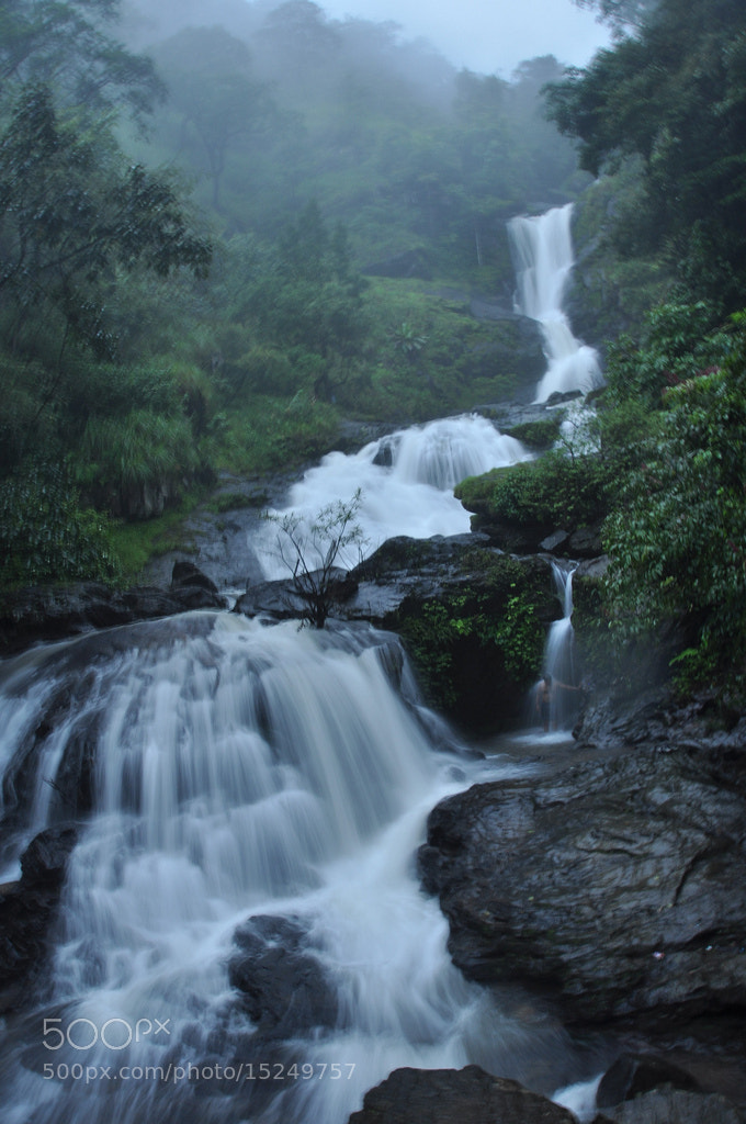 Photograph Iruppu Falls by Pradhan Nagesh on 500px