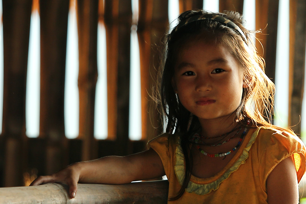 Photograph Little girl in Hoangsuphi by Viet Hung on 500px