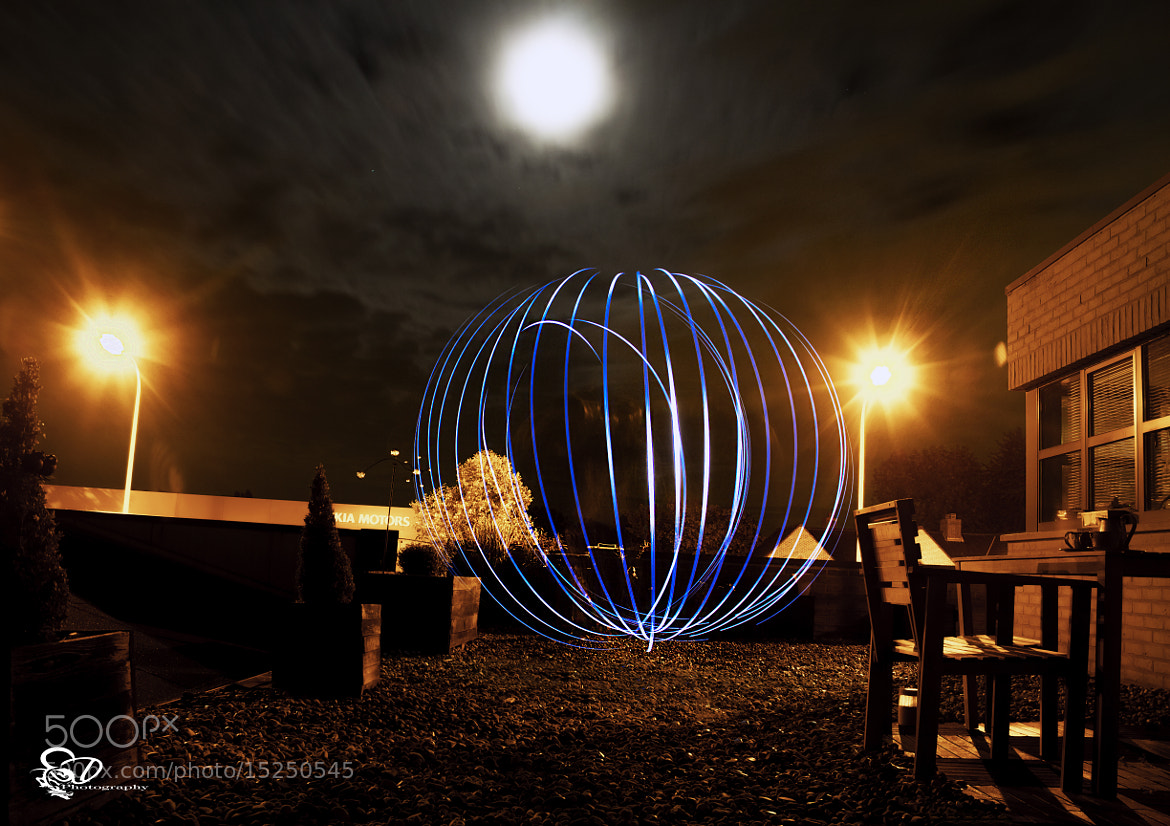 Photograph orb  on my terrace by SD PHOTOGRAPHY  on 500px