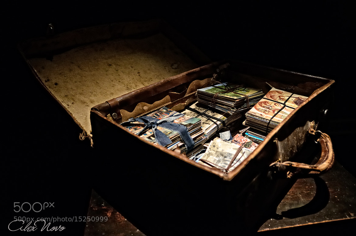 Photograph The suitcase of memories by Alex Novo on 500px