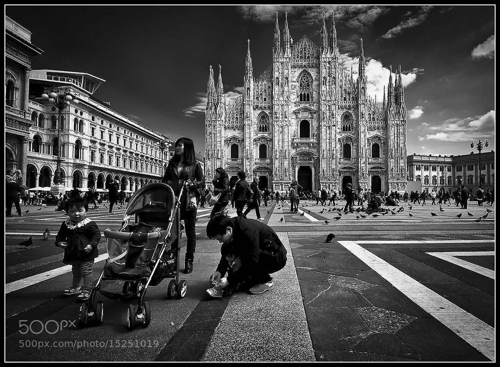 Photograph Milan...  by Matteo Muzzi on 500px
