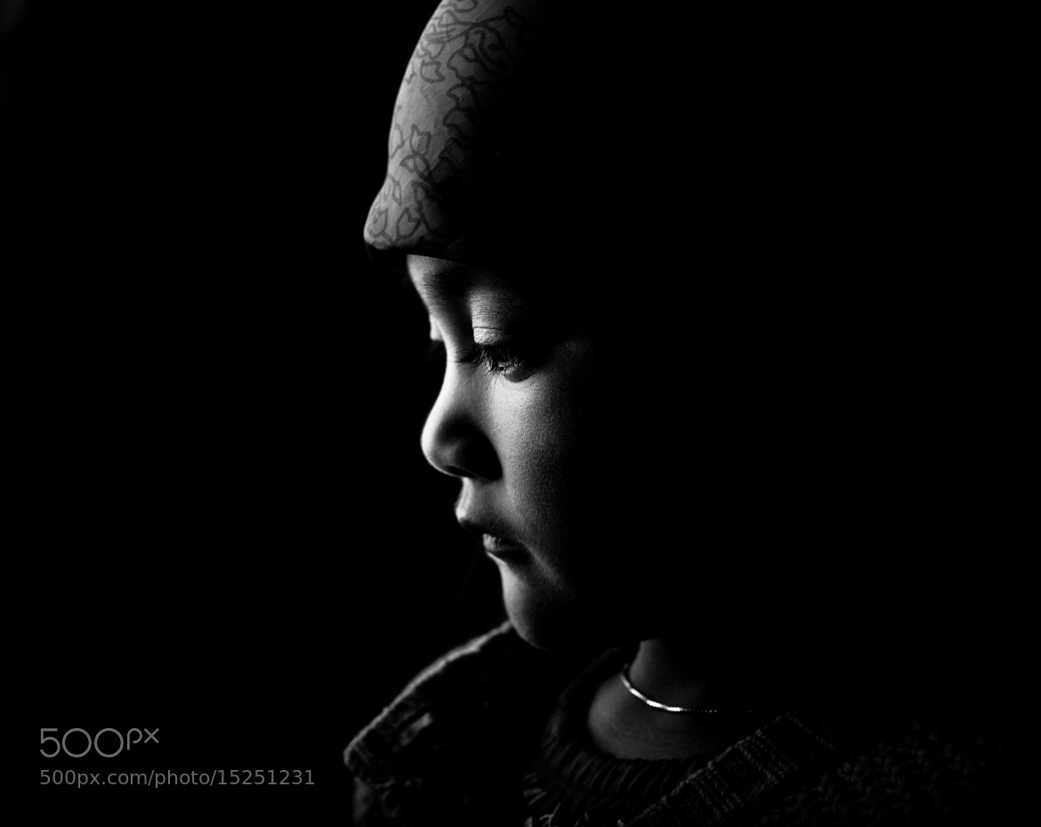 Photograph Portrait of my daughter by Jorge  Moreno Jr on 500px