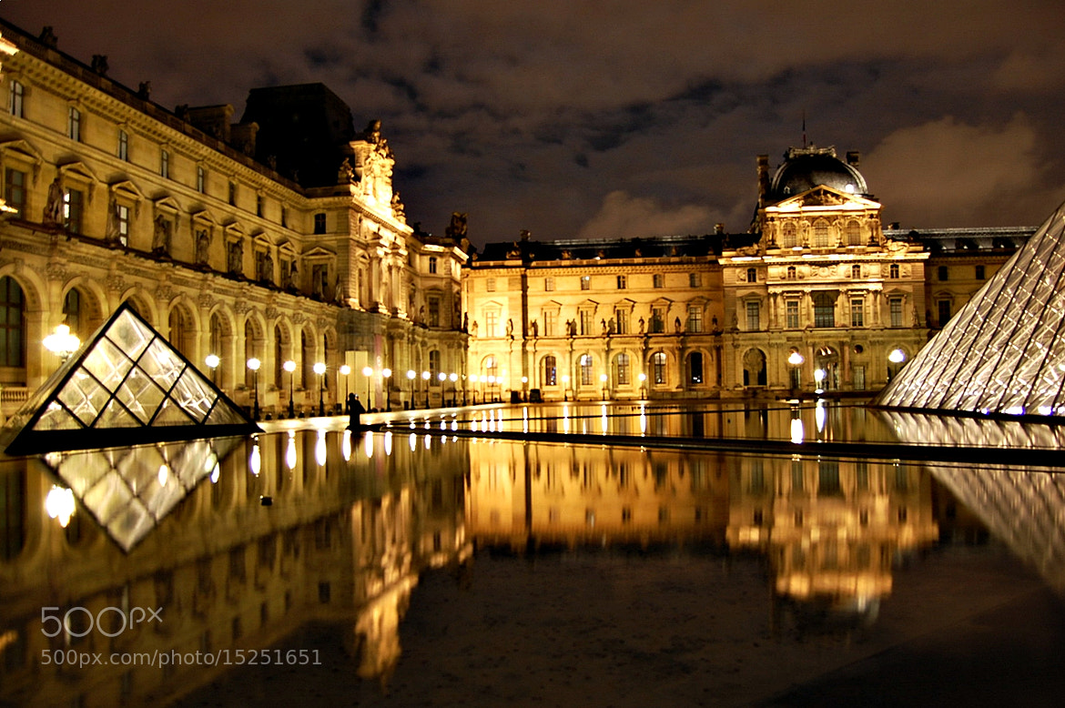 Photograph Musée du Louvre by Onésimo  Costa on 500px