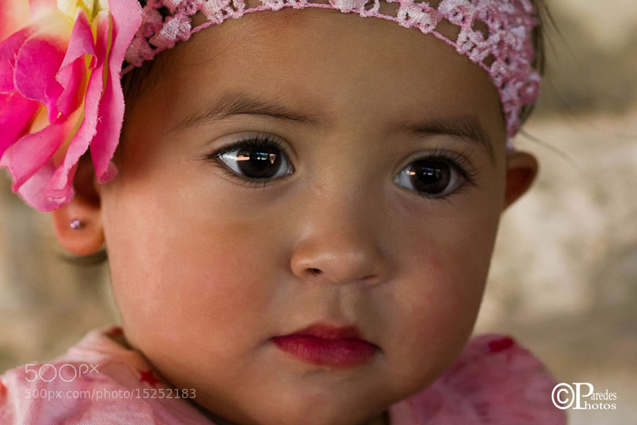 Photograph Birthday Girl by Eleazar Paredes on 500px