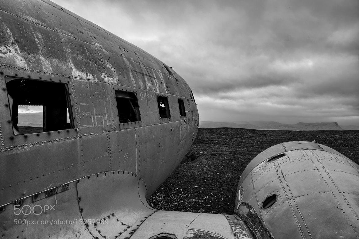 Photograph Wrecked by Christoph Balzer on 500px