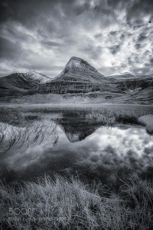Photograph Storjorddalen Valley Reflection by Arild Heitmann on 500px