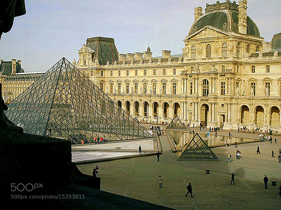 Photograph Musee du Louvre by Stelios Ornerakis on 500px