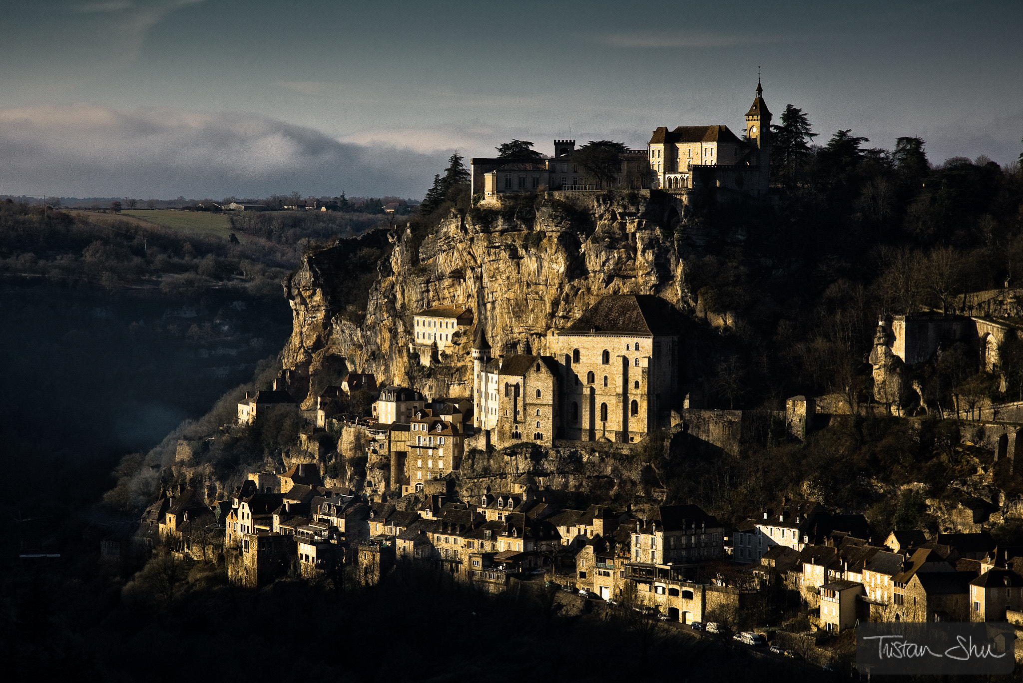 Photograph Rocamadour by Tristan Shu on 500px