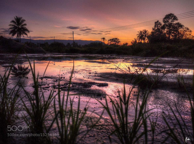 Photograph Sunset by Kim Thong Zuk  on 500px