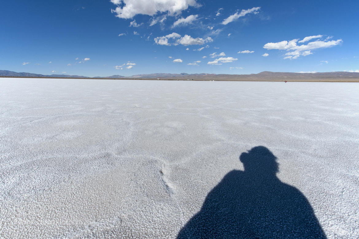 Photograph Me in Salinas Grandes - 3000 m a.s.l. by Simone Rinaldi on 500px