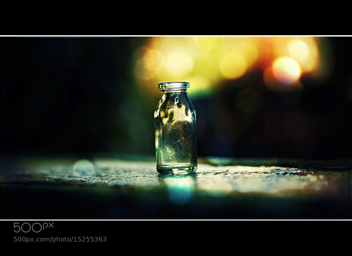 Photograph { Bottle Series [][][] } | Lonely by Thai Hoa Pham on 500px