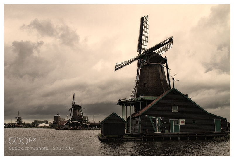 Photograph Zaanse Schans by AmnonBendoli on 500px