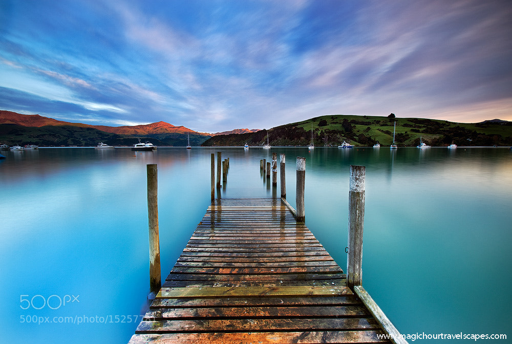 Photograph Dreaming of Akaroa by Kah Kit Yoong on 500px