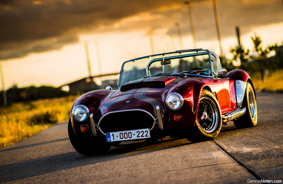 Photograph AC Cobra. by Dennis  Noten on 500px