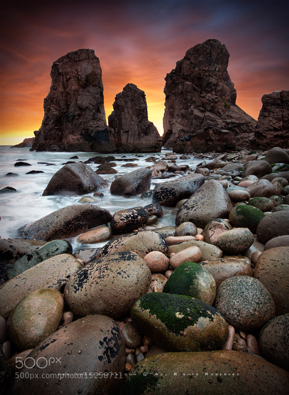 Photograph The 3 Towers by Fred Concha on 500px