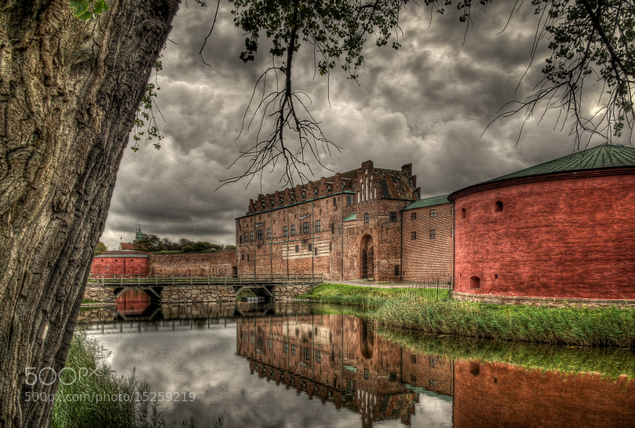 Photograph Malmö Castle by Mirza Buljusmic on 500px