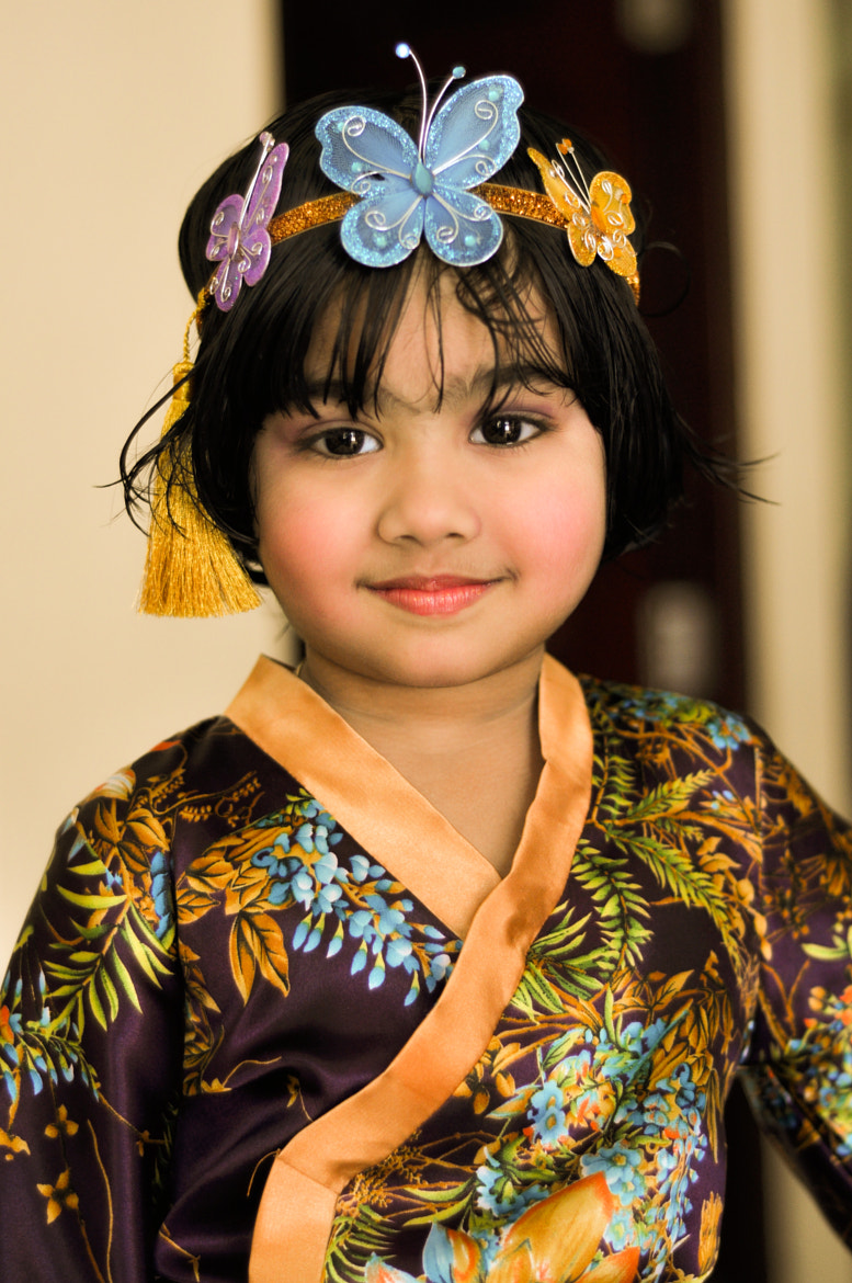 Photograph neem in japanese costume by Yappey Calo on 500px