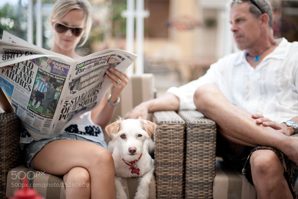 Photograph Sunday family  by Adion Allain on 500px