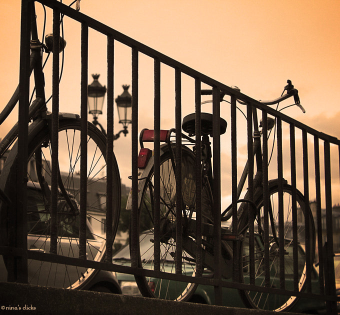Photograph Bicycles by Nina's clicks on 500px