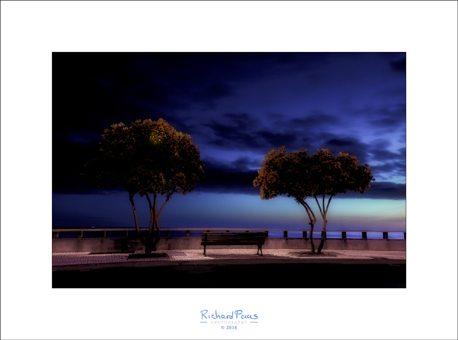 Blue Hour Seixal by Richard Paas on 500px.com