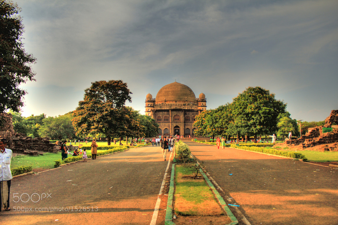 Photograph Gol Gumbaz by Mayank Singh on 500px